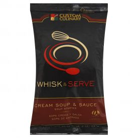 Custom Culinary Whisk & Serve Base Cream - 20oz