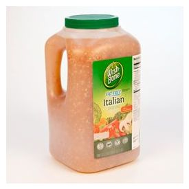 Wish-Bone Fat-Free Italian - 128 oz