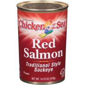 Chicken Of The Sea Red Salmon 14.75oz.