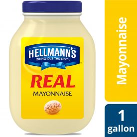 Hellmann's Real Mayonnaise 128oz.