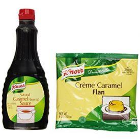 Knorr® Crème Caramel Flan Mix 8oz