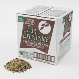 Par Excellence Long & Wild Blend Rice - 25lb