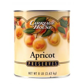 Carriage House Apricot Preserves 8lb.