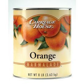 Carriage House Orange Marmalade Preserves 128oz.