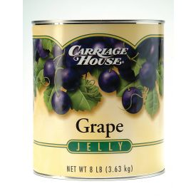 Carriage House Grape Jelly 128oz.