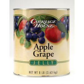 Carriage House Mixed Apple Jelly 132.8oz.
