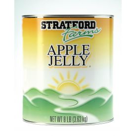 Stratford Farms Apple Jelly 128oz.