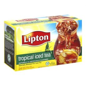 Lipton Tropical Tea for Coffee Brewer 1.5gm.
