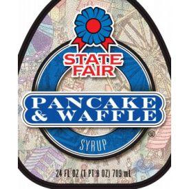 State Fair Pancake & Waffle Syrup 24oz.