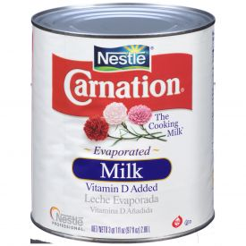 Nestle Carnation Evaporated Milk 97oz.