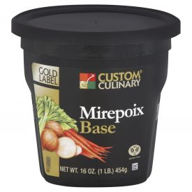 Gold Label Mirepoix Base - 1lb