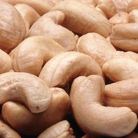 Azar Nut Whole Roasted Unsalted Jumbo Cashew 2lb.