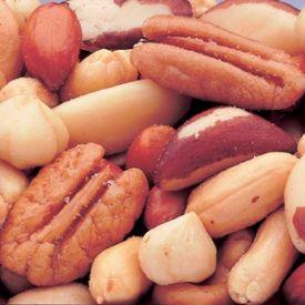 Azar Mixed Nuts with Peanuts 2lb.