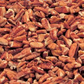 Azar Nut Large Fancy Raw Pecan Pieces 2lb.