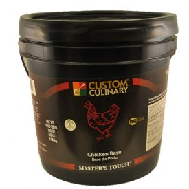 Master's Touch Base Chicken Paste - 20lb