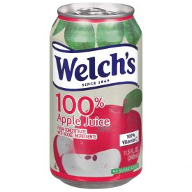 Welch's Apple Juice 11.5oz.