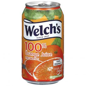 Welch's Orange Juice 11.5oz.