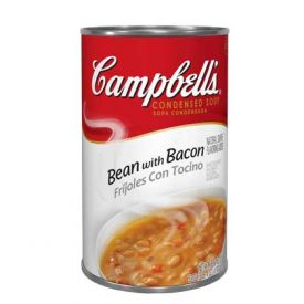 Campbell's Condensed Bean With Bacon Soup 52oz