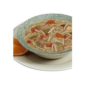 Campbell's Low Sodium Chicken Noodle Soup 50oz