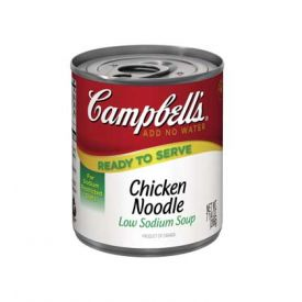 Campbell's Soup Low Sodium Chicken Noodle 7.25oz
