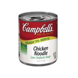 Campbell's Soup Low Sodium Chicken Noodle 7.25oz