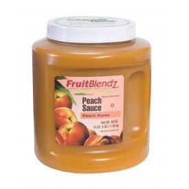 Fruitblendz Peach Sauce 68oz.