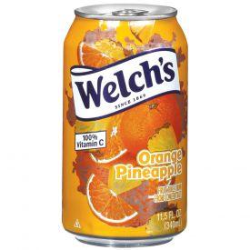 Welch's Orange Pineapple Drink 11.5oz.