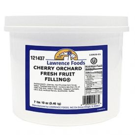 Lawrence Foods Deluxe Cherry Filling 7lb.