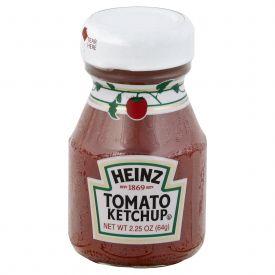 Heinz Tomato Ketchup Room Service Jar 2.25oz.