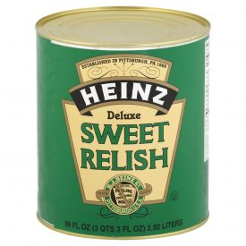 Heinz Kosher Dill Sweet Relish 99oz.