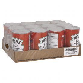Heinz Beef Consommé Soup - 49.75oz