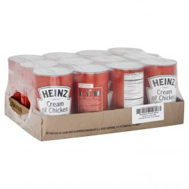 Heinz Cream Of Chicken Soup - 49.25 oz