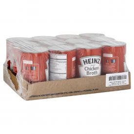 Heinz Ready To Serve Chicken Broth - 49.5oz