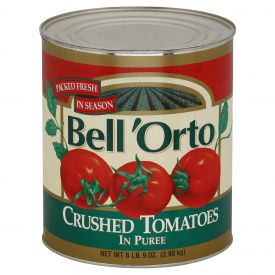Bell'Orto Crushed Tomato In Puree - 105oz