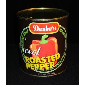 Dunbar's Sweet Roasted Pepper - 102oz