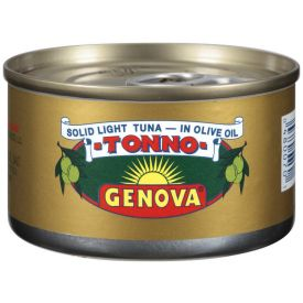 Genova Tonno in Olive Oil 3oz.