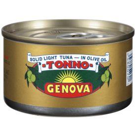 Genova Tonno in Olive Oil 3oz.
