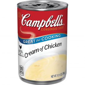 Campbell's Condensed Cream Of Chicken Soup - 10.5oz