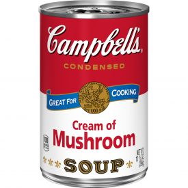 Campbell's Cream Of Mushroom Soup - 10.5oz