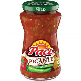 Pace Mild Picante Sauce, 8 oz