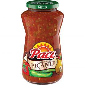 Pace Mild Picante Sauce, 16 oz