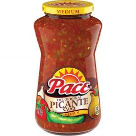 Pace Medium Picante Sauce, 16 oz