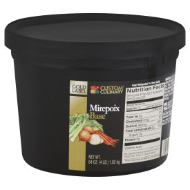 Gold Label Mirepoix Base - 4 lb