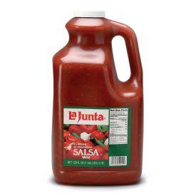 LA Junta Mild Salsa Sauce 128oz.