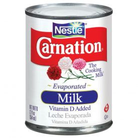 Nestle Carnation Milk Evaporated 12oz.