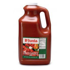 LA Junta Mild Taco Sauce 128oz.
