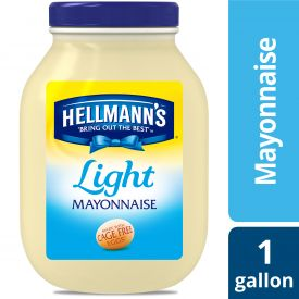 Hellmann's Light Mayonnaise 128oz.