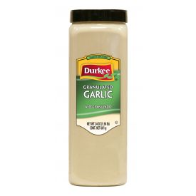 Durkee Granulated Garlic - 24 oz