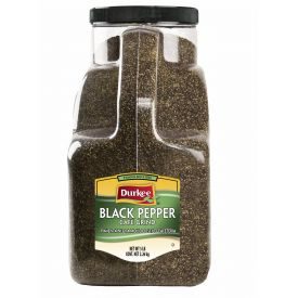 Durkee Cafe Grind Black Pepper, 5 lb