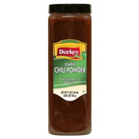 Durkee Dark Chili Powder, 17 oz